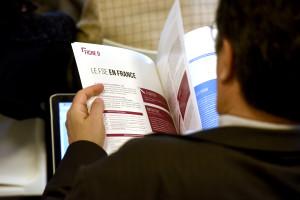 17 novembre 2015. Bruxelles. Université Europe des ESH (les Entreprises Sociales pour l'Habitat). Photo: Marc Chaumeil Tél:+33681670620
