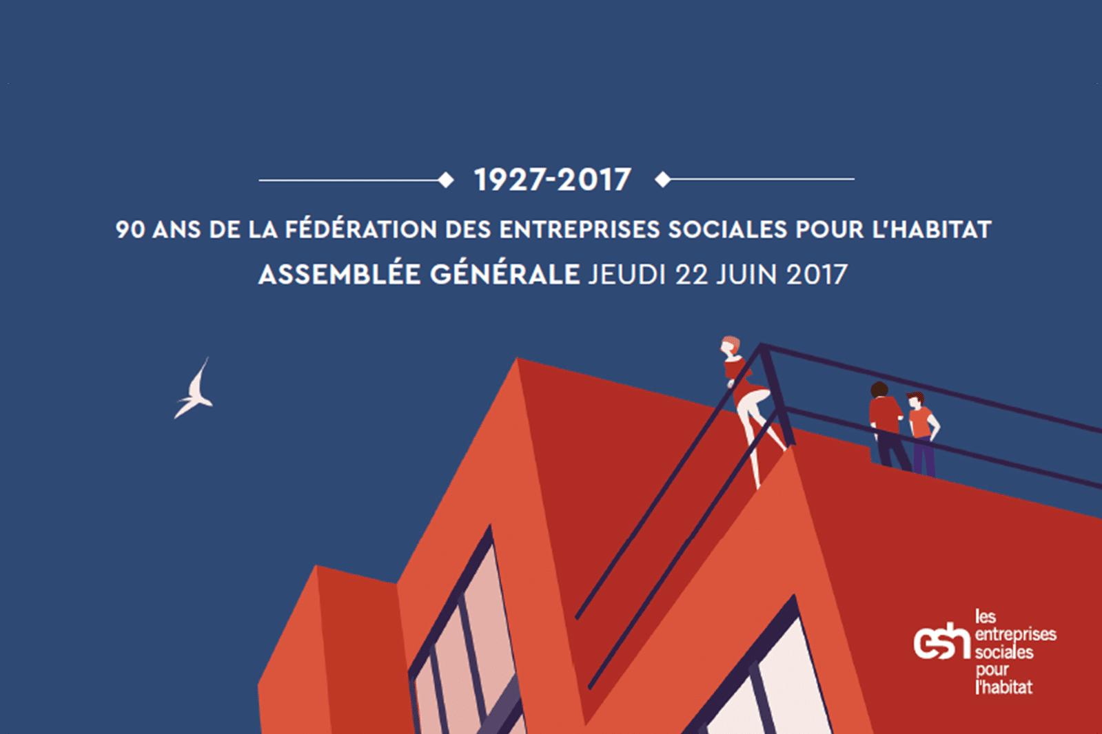 90 ans de la Fédération des ESH